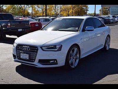 Audi : S4 Premium Plus 2014 audi premium plus
