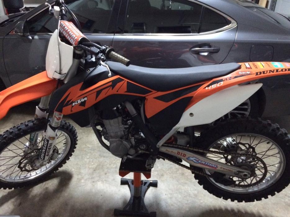 ktm sx f motorcycles for sale in houston, texas