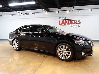 Lexus : GS 350 HEATED COOLED LEATHER GPS NAVIGATION MOONROOF SMART KEY LOADED CALL NOW