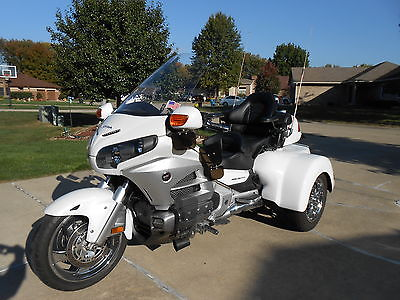Honda : Gold Wing Honda Goldwing Trike