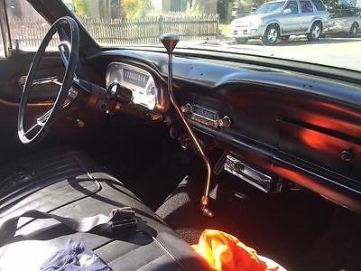 Ford : Falcon its a 302 GT HO 1961 ford falcon that runs good