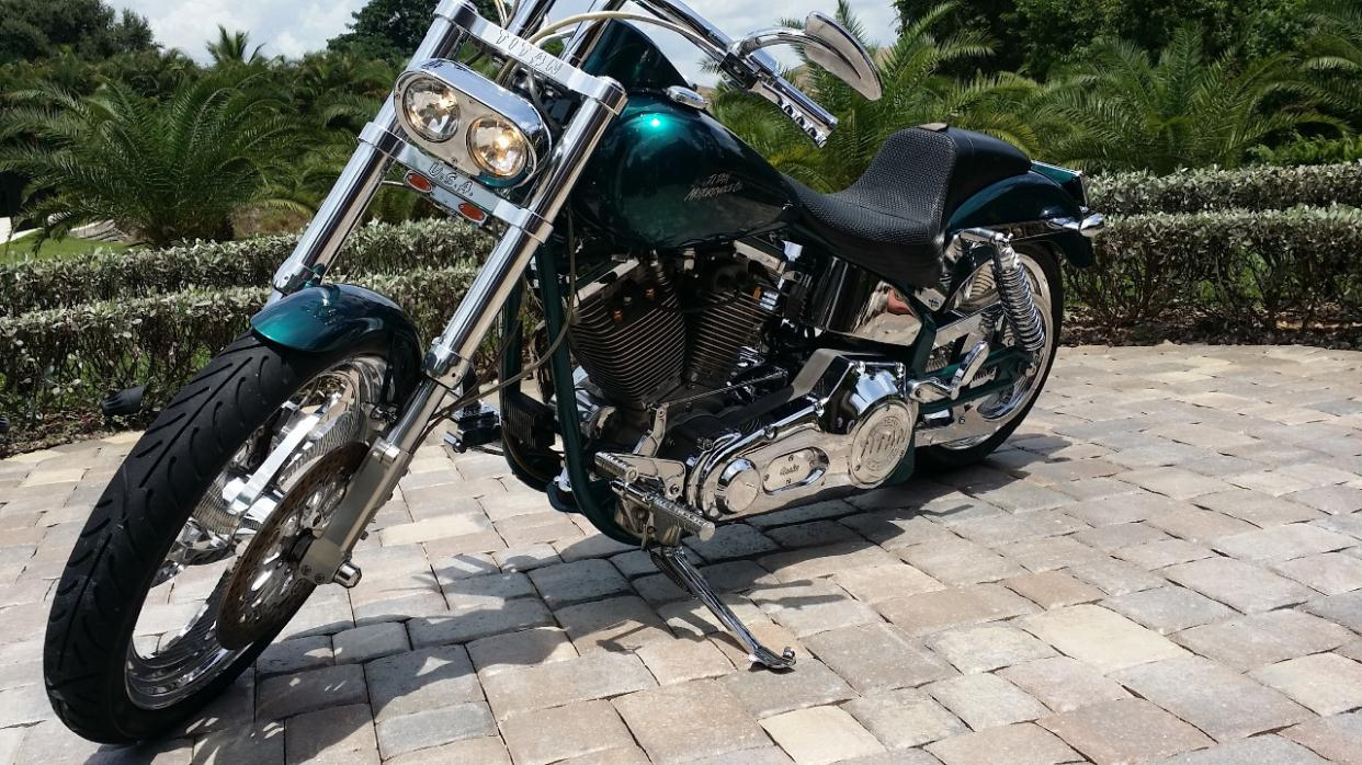 2006 Titan Motorcycle Company Sidewinder Sturgis Edition *Manager's Sp