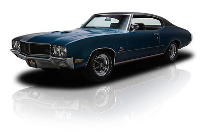 Buick : Skylark Stage 1 Numbers Matching 34,822 Actual Mile GS455 Stage 1 455 V8 4 Speed Survivor