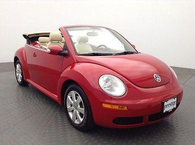 Volkswagen : Beetle-New S 2008 volkswagen s