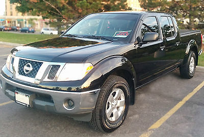Nissan : Frontier SV Pickup Truck Nissan Frontier 4x4 Like new Manual