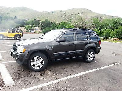 Jeep : Grand Cherokee Laredo Sport Utility 4-Door 2005 jeep grand cherokee laredo sport utility 4 door 4.7 l