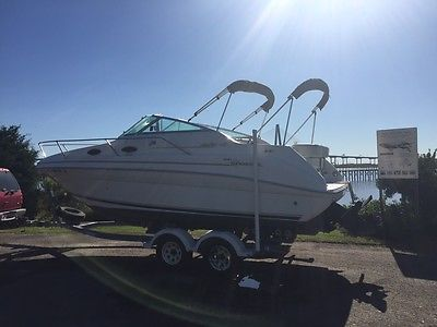 1997 Sea Ray Sundancer 240