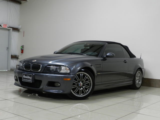 BMW : 3-Series M3 2dr Conve BMW M3 CONVERTIBLE COUPE 6 SPEED  NAVI BACK-UP CAM IPOD READY CLEAN MUST SEE