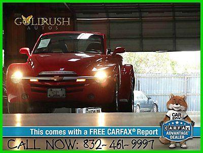 Chevrolet : SSR LS 2003 ls used 5.3 l v 8 16 v automatic rwd pickup truck