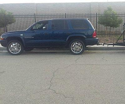 Dodge : Durango SLT magnum 1999 dodge durango slt plus sport utility 4 door 5.9 l