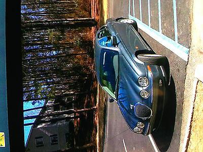 Jaguar : S-Type Sport Sedan 4-Door 2001 jaquar s type
