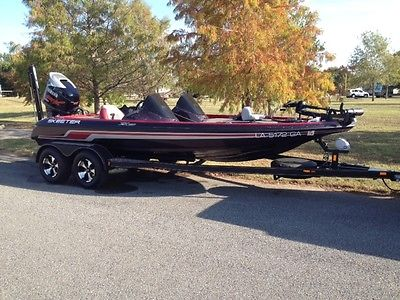 Extremely Clean 2013 Skeeter ZX 190 Bass Boat 2013 Yamaha 175 HPDI
