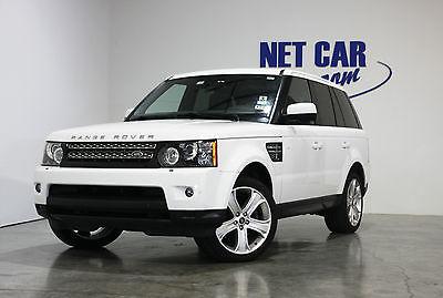 Land Rover : Range Rover Sport Range Rover Sport 2013 land rover range rover sport hse luxury
