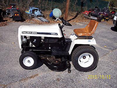 1974 FMC Bolens Yard Tractor