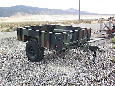 M1101 Light Tactical Trailer Silver Eagle Military Brand New