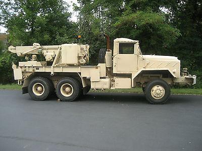 Heavy Duty Wrecker