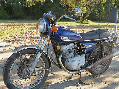 1975 yamaha xs 500 motorcycles for sale for 1976 yamaha xs500 parts