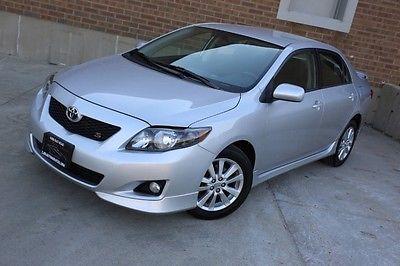 Toyota : Corolla 4DR SEDAN Sport PKG Clean Carfax One Owner