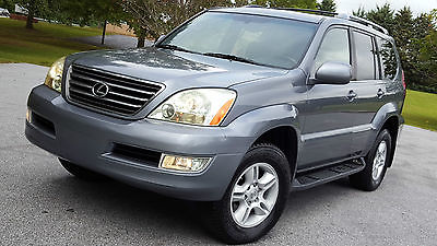 2004 lexus gx470 cars for sale. Black Bedroom Furniture Sets. Home Design Ideas
