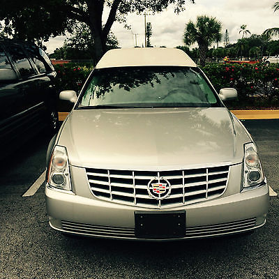 Cadillac : Other Hearse 2006 cadillac s s hearse