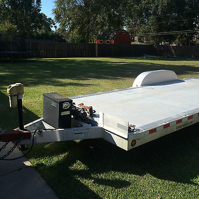 20' All Aluminum Trailer