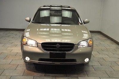 Nissan : Maxima GLE 2000 nissan gle