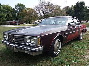 Oldsmobile : Eighty-Eight 1985 oldsmobile delta 88 one owner family 134 k miles
