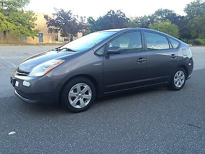 Toyota : Prius Toyota Prius Hybrid BACK UP CAMERA 2007 toyota prius near mint clean enough to eat off cheapest one anywere