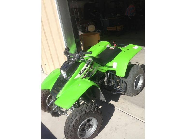 2003 Kawasaki Mojave