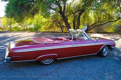 1962 Ford Galaxie 500 Cars for sale