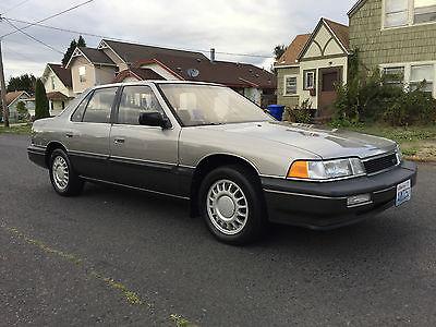 Acura : Legend L Sedan 4-Door 1987 acura legend l sedan 4 door 2.5 l