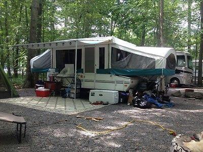 2003 Viking/Legend Pop-up camper
