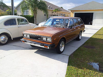 Datsun : Other wagon 4 door Datsun 510