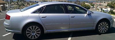 Audi : A8 L Sedan 4-Door 2004 audi a 8 quattro l 4.2 l
