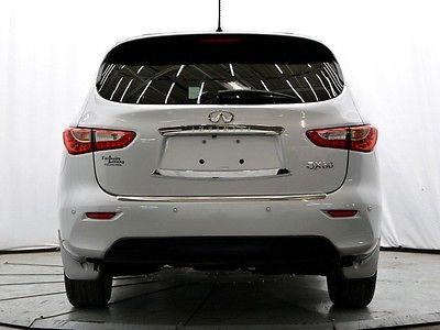Infiniti : QX60 AWD AWD 3rd Row Nav DVD Htd & AC Seats Bose Repairable Rebuildable Lot Drives