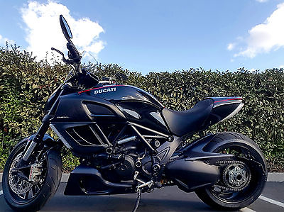 2011 Ducati Diavel Carbon Motorcycles For Sale