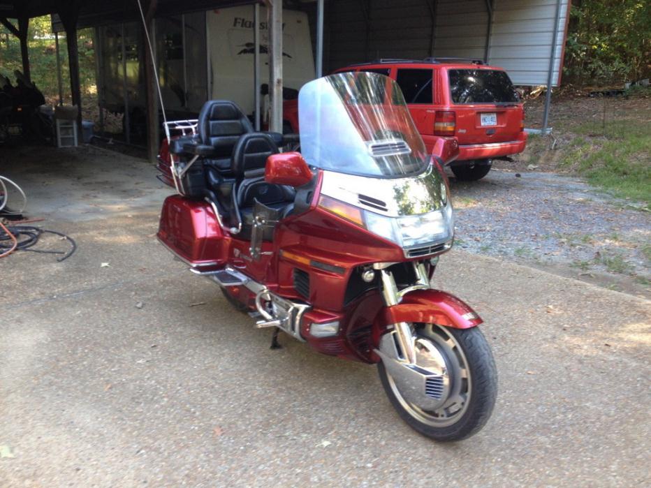 1997 Honda Gold Wing 1500 ASPENCADE