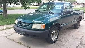 96 ISUZU HOMBRE XS PICK UP TRUCK A/C ICE COLD CLEAN