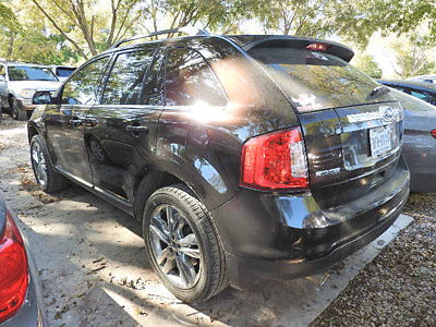 Ford : Edge 4dr Limited FWD 4 dr limited fwd low miles sedan automatic gasoline 3.5 l v 6 cyl brown