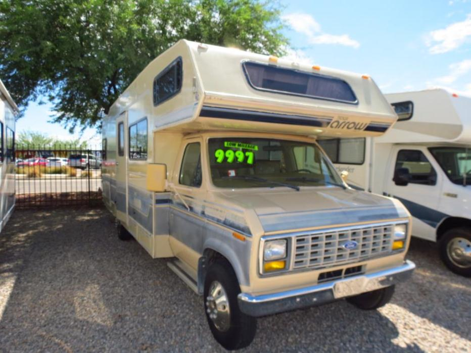 Fleetwood Tioga Arrow RVs for sale on lincoln motor home, clarion motor home, georgetown motor home, cambria motor home, fleeteood motor home, 1988 ford sprinter motor home, econoline ford motor home,