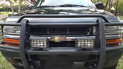 Chevrolet : Blazer LS 4X4 2001 chevrolet blazer 2 door ls 4 wd rare to come around florida car
