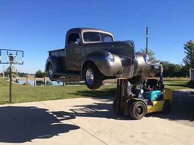 Ford : Other Pickups custom 1940 ford truck