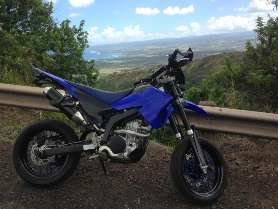 2008 Yamaha Wr250x XL