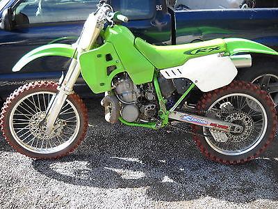 Kawasaki : KX Kawasaki KX 500 Kx500