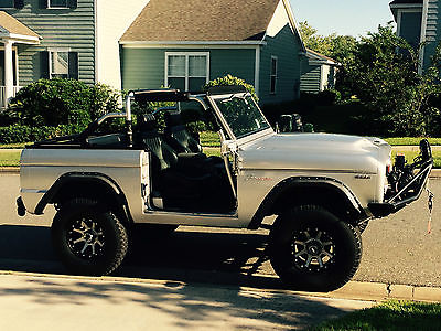 Ford : Bronco 1969 ford bronco collectible classic