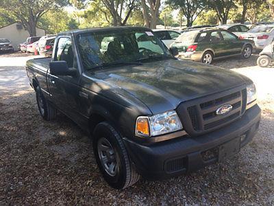 Ford : Ranger STX; XL; Sport; XLT STX; XL; Sport; XLT Ford Ranger XLT RWD Truck Low Miles 2 dr Regular Cab Truck A