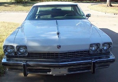 Buick : Electra 225 Custom 1974 buick electra 225 custom 1 texas family owned since new