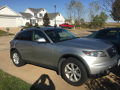 Infiniti : FX 35 2005 infinity fx 35 awd suv very good condition lower miles clean carfax