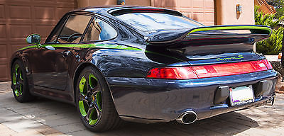 Porsche : 911 Carrera S Porsche 1998 Carrera S 911/993 Customized