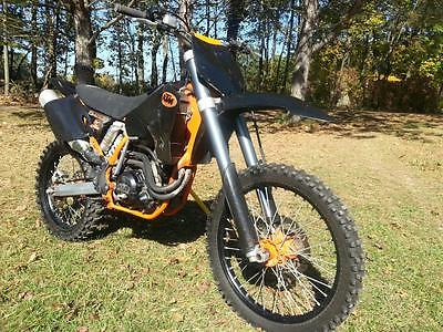 2002 ktm 520 motorcycles for sale